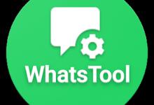 Photo of WhatsTools for WA Status Saver، Chat، Tricks v1.5.8 اضافات للواتس الاخضر 💓